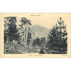 carte postale ancienne 20 CORSE. Col de Vergio