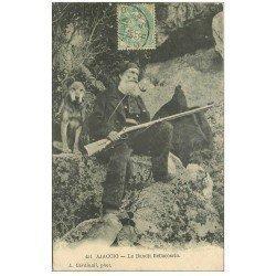 carte postale ancienne 20 CORSE. Le Bandit Bellacoscia 1905. Ajaccio
