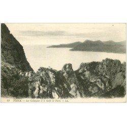 carte postale ancienne 20 CORSE. Piana. Calanques et Golfe de Porto