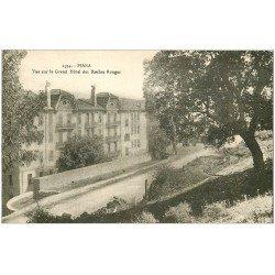 carte postale ancienne 20 CORSE. Piana. Grand Hôtel des Roches Rouges