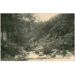 carte postale ancienne 03 MARCILLAT. Vallée du Bouron
