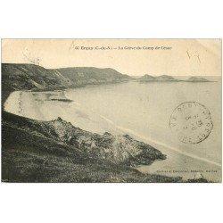 carte postale ancienne 22 Environs de Plélauff. Ecluse et Canal de Nantes à Brest 1906