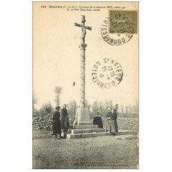 carte postale ancienne 22 ERQUY. Vue prise de Noirmont 1933