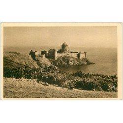 carte postale ancienne 22 ETABLES. Les Nos Porte d'Entrée du Manoir 1918