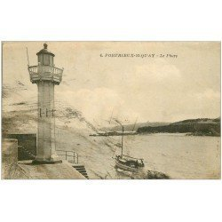 carte postale ancienne 22 PORTRIEUX-SAINT-QUAY. Le Phare