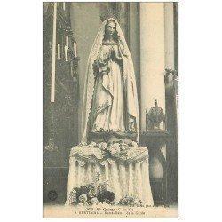 carte postale ancienne 22 SAINT-QUAY à KERTUGAL. Notre-Dame de la Garde
