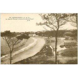 carte postale ancienne 22 TREBEURDEN. Baie de Trozoul