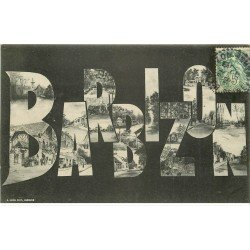 carte postale ancienne 77 BARBIZON 1907