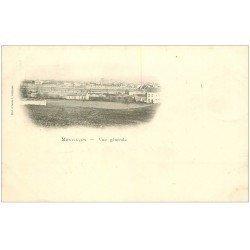 carte postale ancienne 03 MONTLUCON. Vue générale 1901