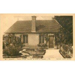 carte postale ancienne 77 MEAUX. Ancien Evêché Pavillon Travail Bossuet