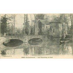 carte postale ancienne 77 COULOMMIERS. Les Capucins le Pont 2666
