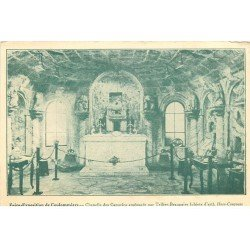 carte postale ancienne 77 COULOMMIERS. Chapelle à la Foire-Exposition