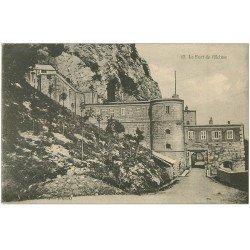 carte postale ancienne 01 Le Fort de l'Ecluse.