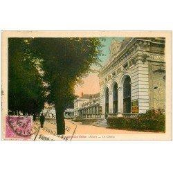 carte postale ancienne 03 NERIS-LES-BAINS. Etablissement Thermal Casino