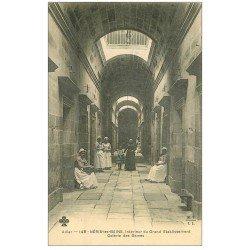carte postale ancienne 03 NERIS-LES-BAINS. Etablissement Thermal Galerie des Dames 1904