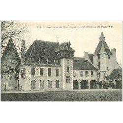 carte postale ancienne 03 PASSAT. Le Château
