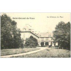 carte postale ancienne 03 SAINT-GERANS-DE-VAUX. Le Château du Parc 2