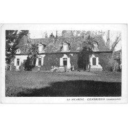 carte postale ancienne 24 CENDRIEUX. La Sicardie 1929