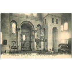 carte postale ancienne 24 PERIGUEUX. Basilique. Chapelle de la Vierge