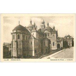carte postale ancienne 24 PERIGUEUX. Cathédrale Saint-Front. Abside