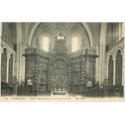 carte postale ancienne 24 PERIGUEUX. Eglise Saint-Etienne de la Cité. L'Autel 125