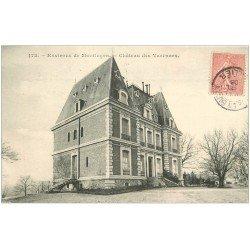 carte postale ancienne 03 VARENNES. Le Château 1906