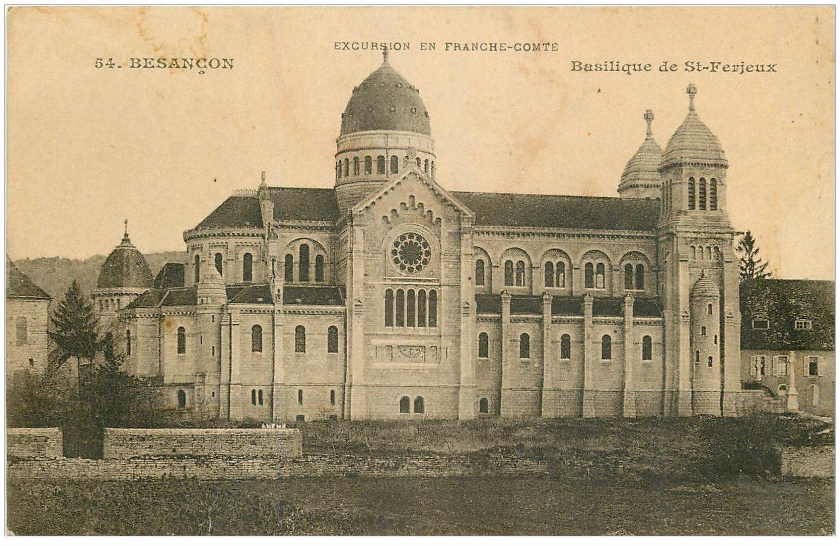 25 besancon basilique de saint ferjeux for 25 besancon