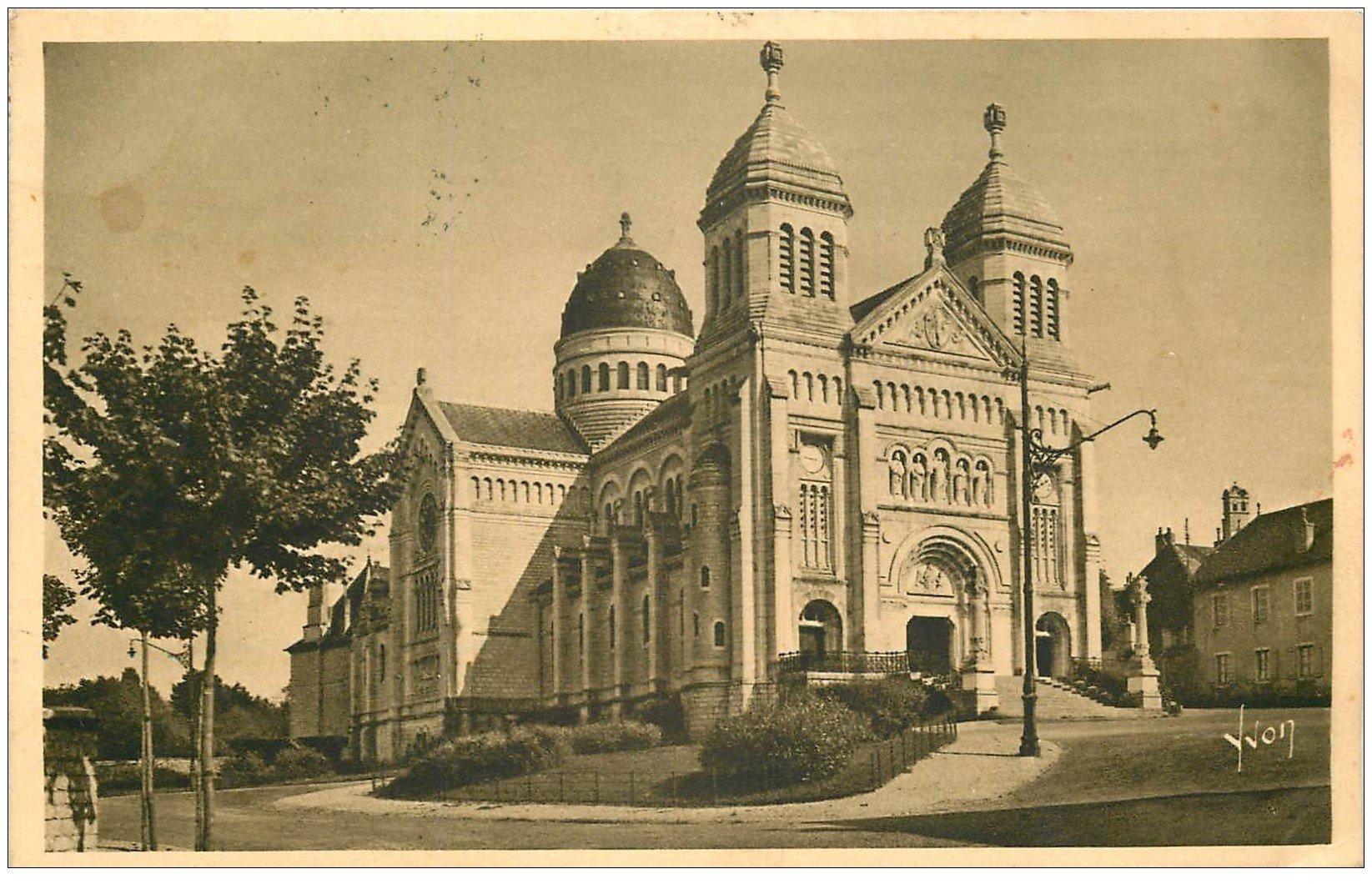 25 besancon basilique saint ferjeux 1938 for 25 besancon