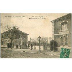 carte postale ancienne 25 BESANCON. Caserne Brun 1928