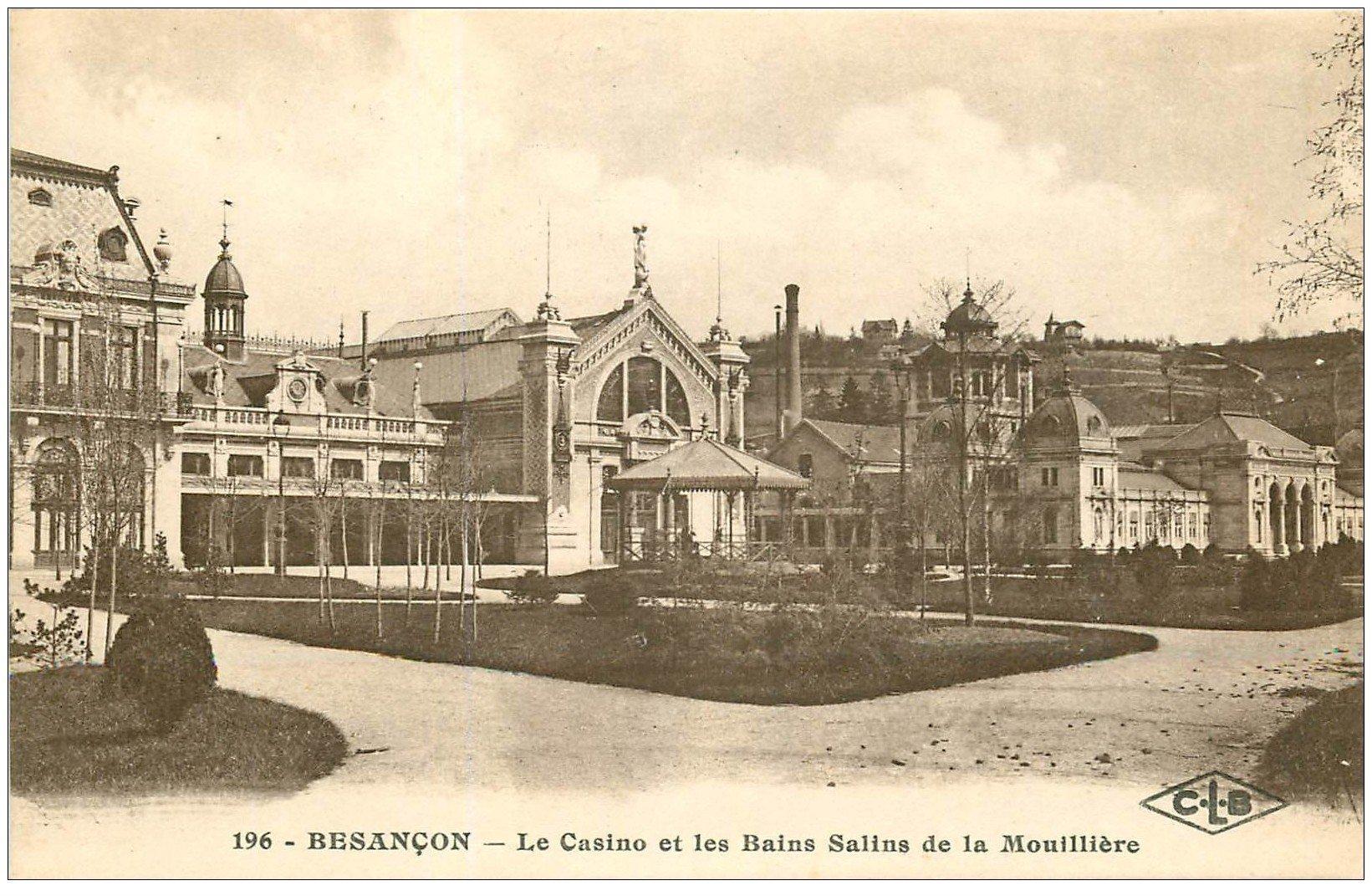 25 besancon casino et bains salins de la mouilli re for 25 besancon