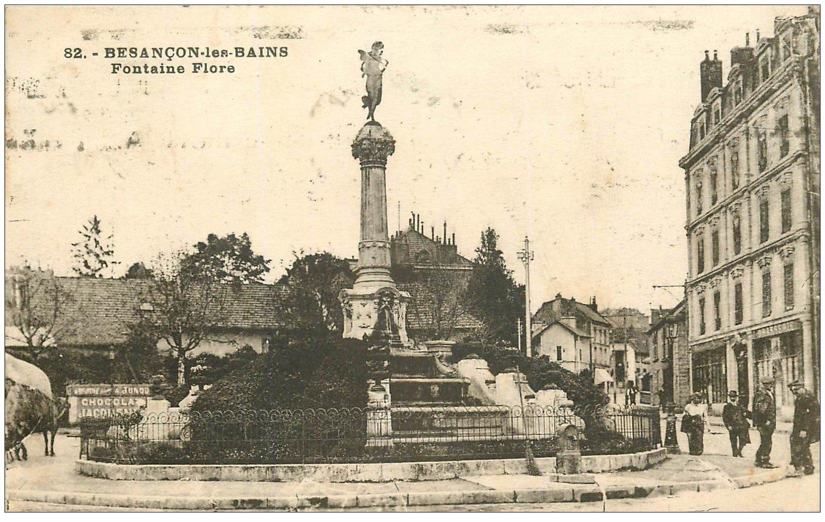25 besancon fontaine flore 1931 for 25 besancon