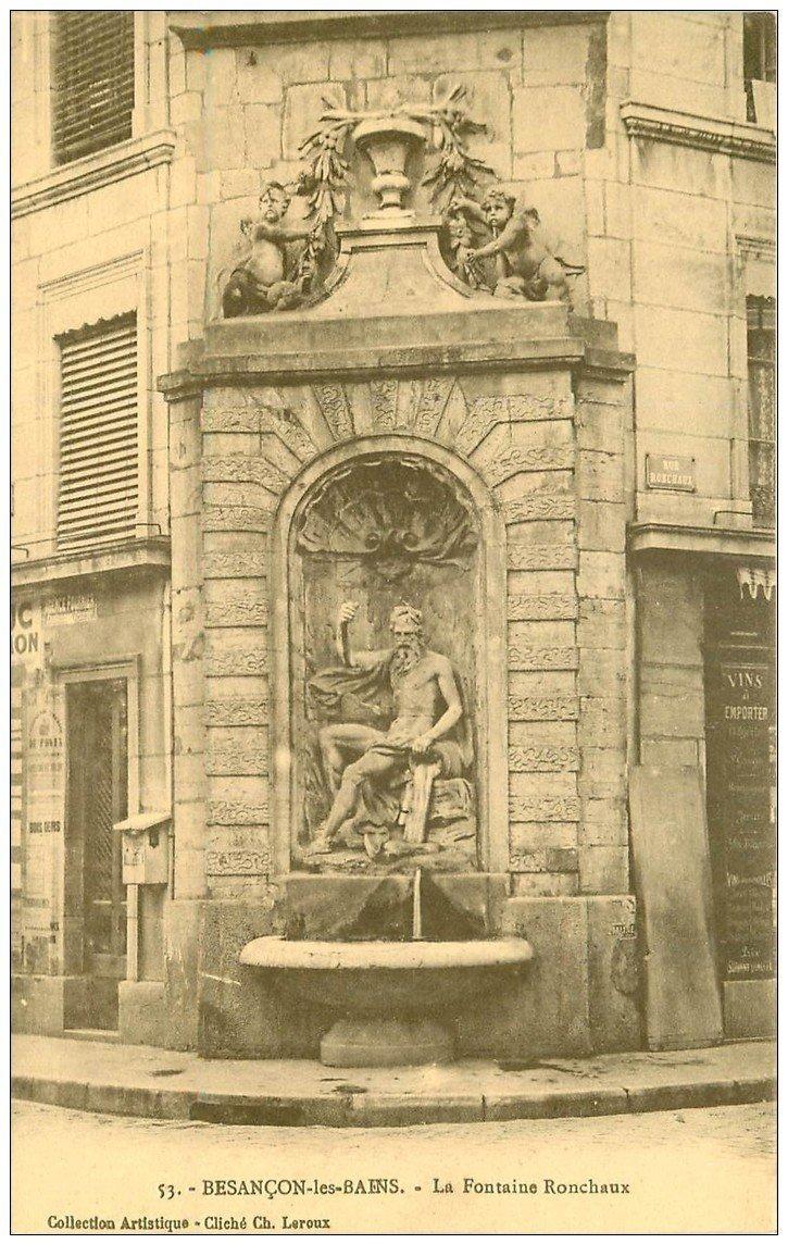 25 besancon fontaine ronchaux for 25 besancon