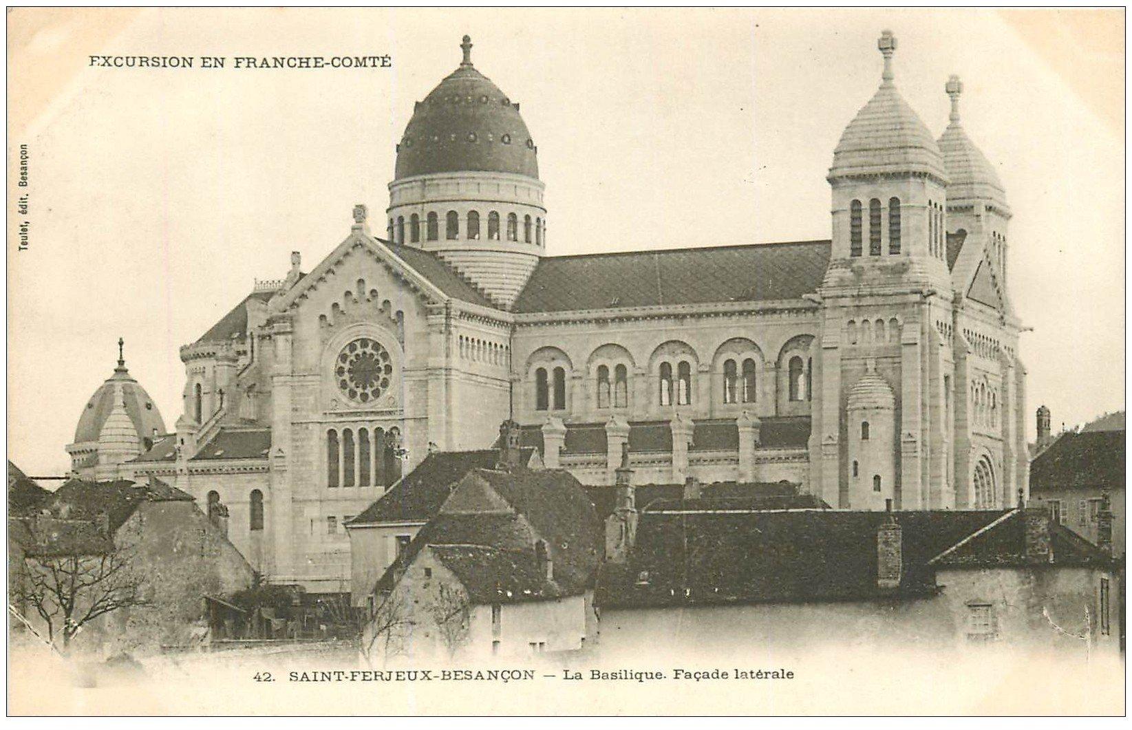 25 saint ferjeux besancon la basilique for 25 besancon