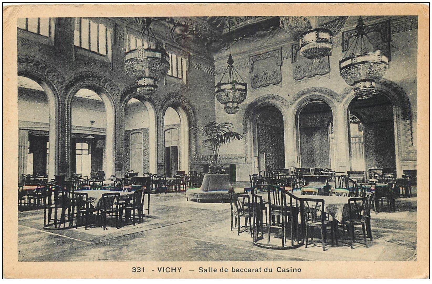 03 vichy casino salle de baccarat 1935