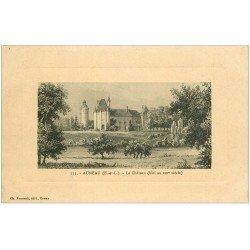 carte postale ancienne 28 AUNEAU. La Château 233