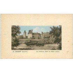 carte postale ancienne 28 AUNEAU. La Château 31