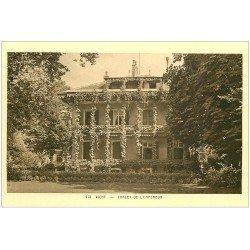 carte postale ancienne 03 VICHY. Chalet de l'Empereur 402