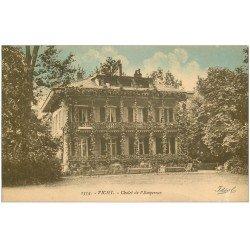 carte postale ancienne 03 VICHY. Chalet de l'Empereur. edition Idéal