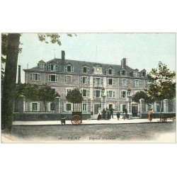 carte postale ancienne 03 VICHY. Hôpital Militaire