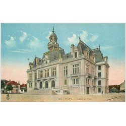 carte postale ancienne 03 VICHY. Hôtel de Ville