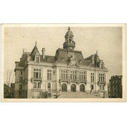 carte postale ancienne 03 VICHY. Hôtel de Ville 1931