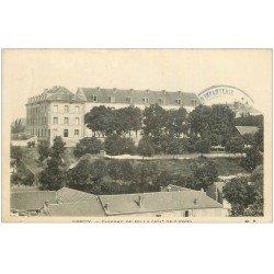carte postale ancienne 28 DREUX. Caserne de Billy du 101° de Ligne 1911