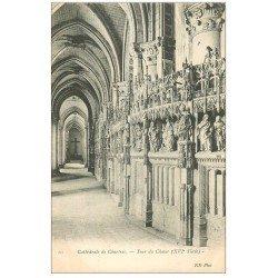 carte postale ancienne 28 DREUX. Cathédrale Tour du Choeur