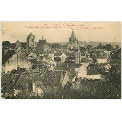 carte postale ancienne 28 DREUX. Eglise Saint-Pierre, Hospice et Tour