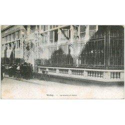 carte postale ancienne 03 VICHY. La Nouvelle Poste