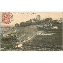 carte postale ancienne 28 NOGENT-LE-ROTROU. Château de Saint-Jean 1905