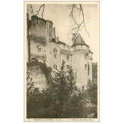 carte postale ancienne 28 NOGENT-LE-ROTROU. Château de Saint-Jean. Gaby 31