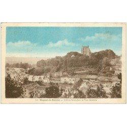 carte postale ancienne 28 NOGENT-LE-ROTROU. Colline Saint-Jean 1935