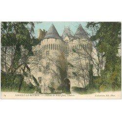 carte postale ancienne 28 NOGENT-LE-ROTROU. Entrée Château de Saint-Jean ND PHOT.