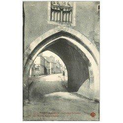 carte postale ancienne 28 NOGENT-LE-ROTROU. Le Portique